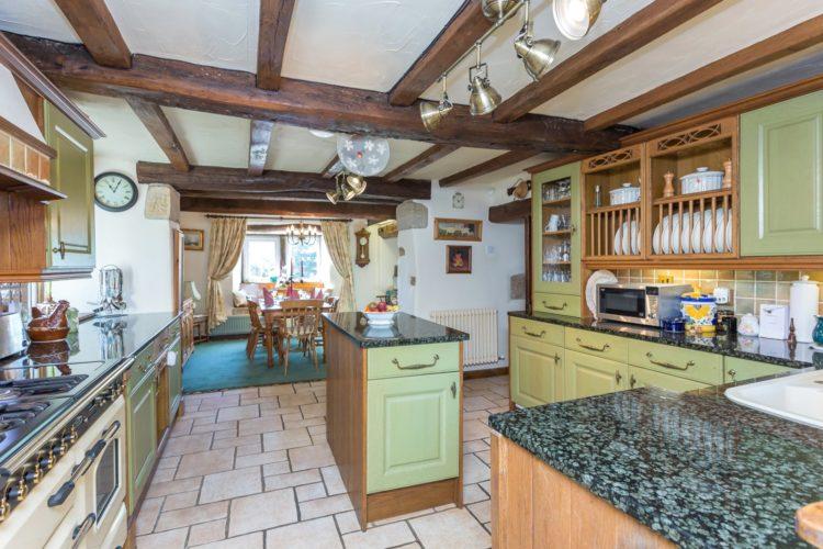 Stephen Heys kitchen photo